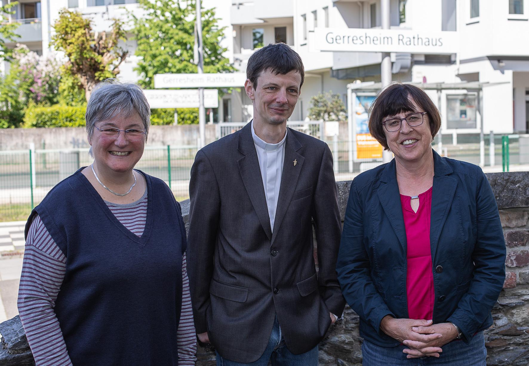 Cornelia Oßwald, Oliver Steinbrecher, Maria Icking